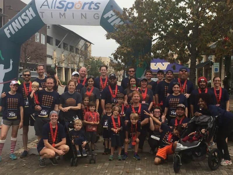 Team 5K with Families